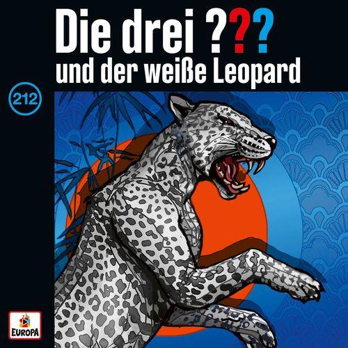 Die drei Fragezeichen - Folge 212: und der weiße Leopard (2021)