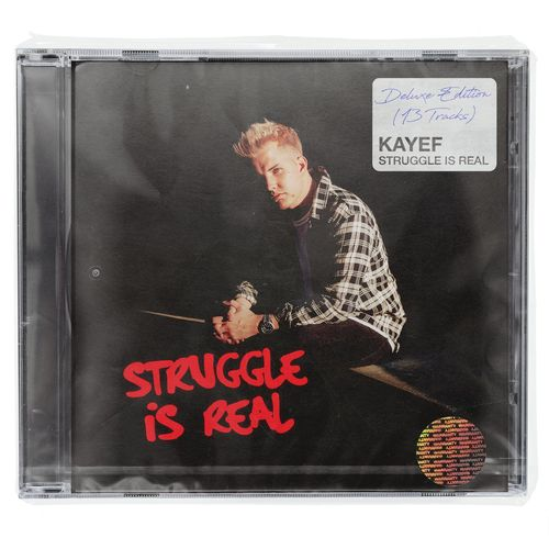 KAYEF - Struggle Is Real (Deluxe Version) (2020)