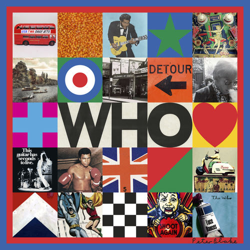 The Who - WHO (Deluxe Edition) (2019)