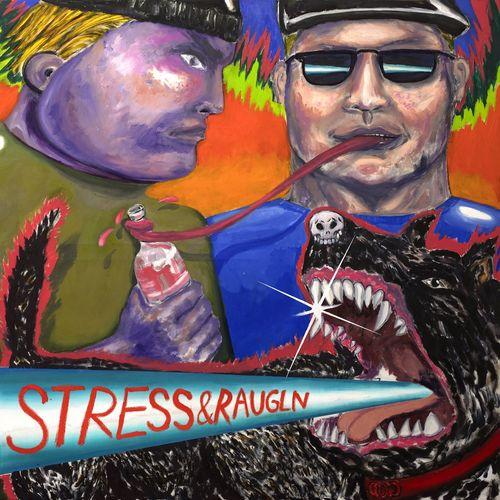 Pöbel MC - Stress & Raugln (2021)