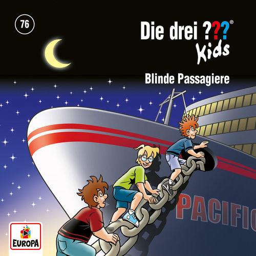 Die drei Fragezeichen Kids - Folge 76: Blinde Passagiere (2020)