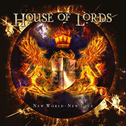 House Of Lords - New World - New Eyes (2020)