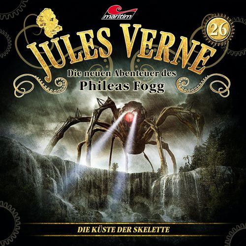 Jules Verne - Die neuen Abenteuer des Phileas Fogg, Folge 26: Die Küste der Skelette (2020)
