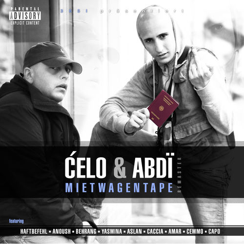 Celo & Abdi - Mietwagentape (Remastered) (2017)