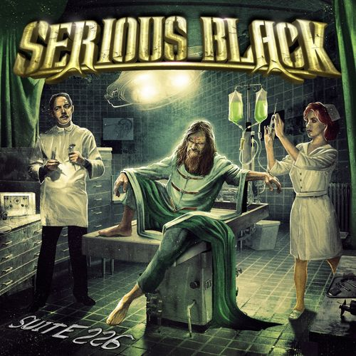 Serious Black - Suite 226 (2020)