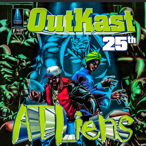 Outkast - ATLiens (25th Anniversary Deluxe Edition) (2021)