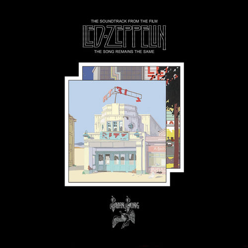 Led Zeppelin - The Song Remains The Same (Remastered) (2018)