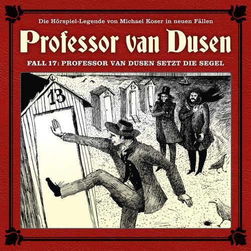 Professor van Dusen - Die neuen Fälle, Fall 17: Professor van Dusen setzt die Segel (2019)
