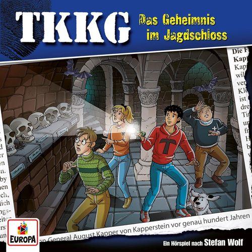 TKKG - Folge 216: Das Geheimnis im Jagdschloss (2020)