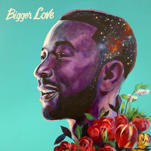 John Legend - Bigger Love (2020)