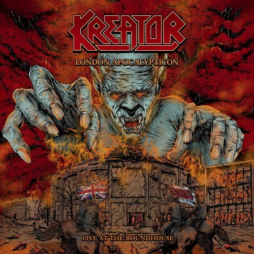 Kreator - London Apocalypticon (Live at The Roundhouse) (2020)