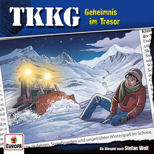 TKKG - Folge 208: Geheimnis im Tresor (2019)