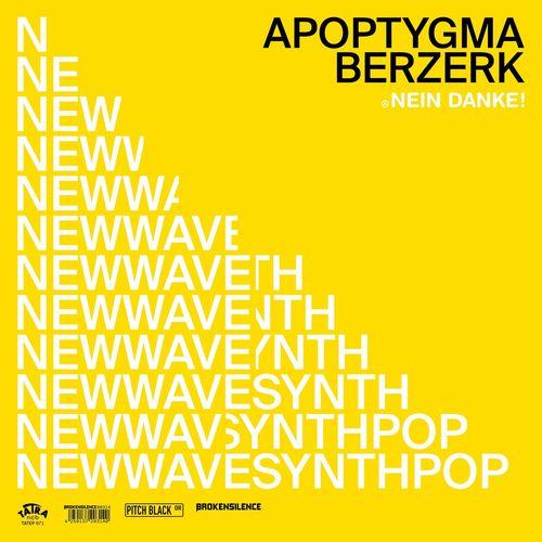 Apoptygma Berzerk - Nein Danke! EP (2020)