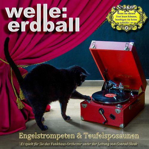 Welle: Erdball - Engelstrompeten & Teufelsposaunen (Orchestral) (2020)