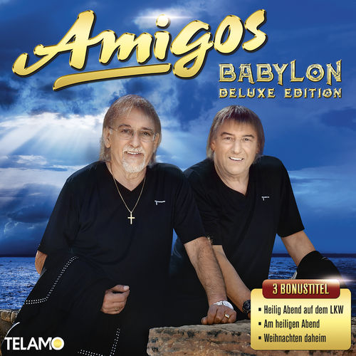 Amigos - Babylon (Deluxe Edition) (2019)