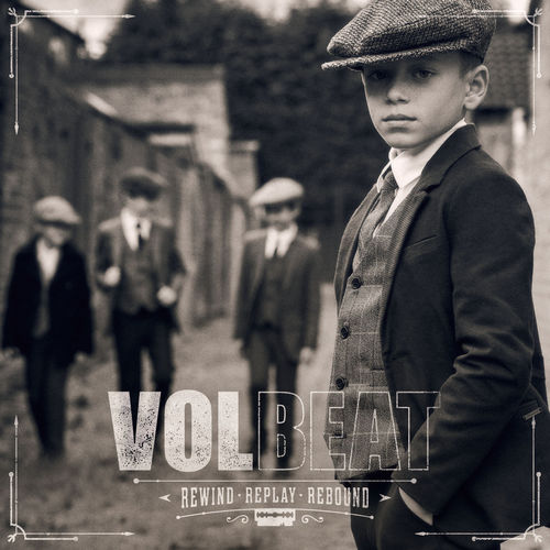Volbeat - Rewind, Replay, Rebound (Deluxe Edition) (2019)