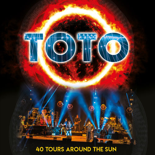 Toto - 40 Tours Around The Sun (2019)