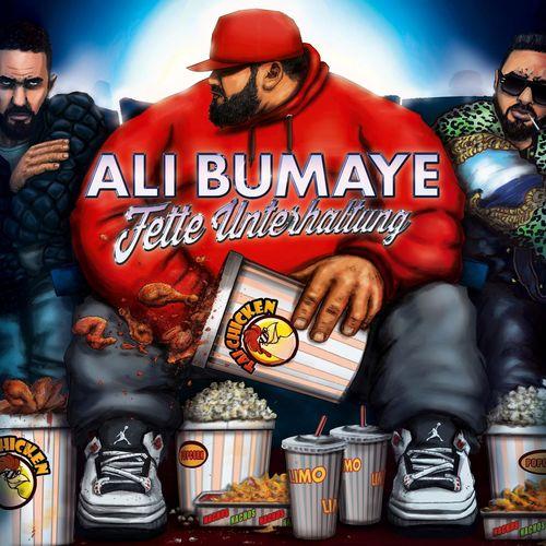 Ali Bumaye - Fette Unterhaltung (Deluxe Edition) (2015)