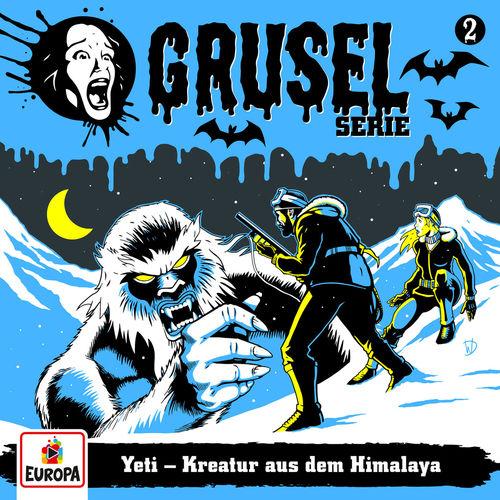 Gruselserie - Folge 2: Yeti - Kreatur aus dem Himalaya (2019)