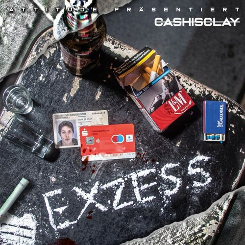 Cashisclay - Exzess (2021)