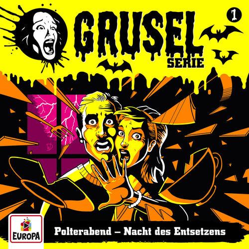 Gruselserie - Folge 1: Polterabend - Nacht des Entsetzens (2019)