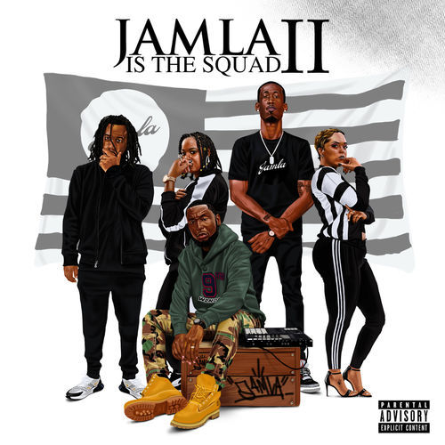 9th Wonder Presents: Jamla Is the Squad II (2018)