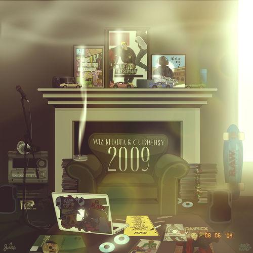 Wiz Khalifa & Curren$y - 2009 (2019)