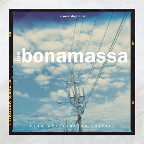 Joe Bonamassa - A New Day Now (20th Anniversary Edition) (2020)