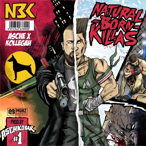 Asche & Kollegah - Natural Born Killas (2021)