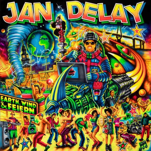 Jan Delay - Earth, Wind & Feiern (2021)
