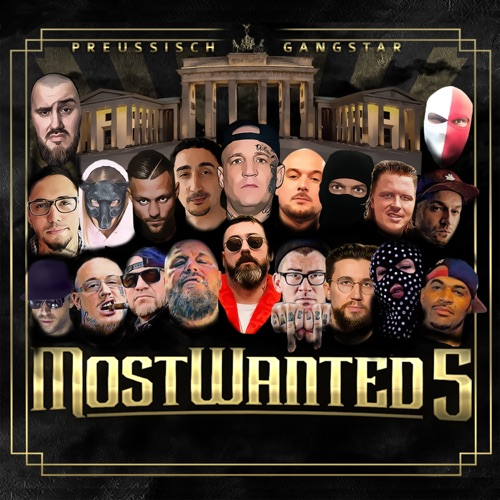 Preussisch Gangstar - Most Wanted 5 (2020)