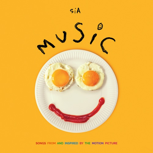Sia - Music - Songs From and Inspired By the Motion Picture (2021)