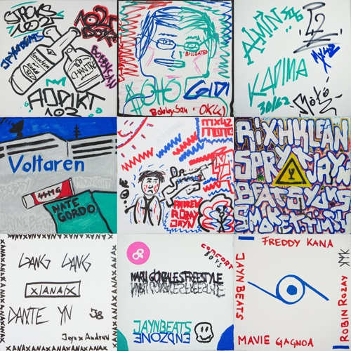 jaynbeats - Collabo-Tape (2021)