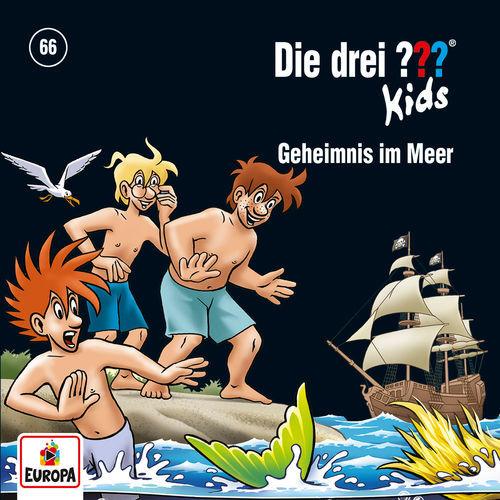 Die Drei Fragezeichen Kids - Folge 66 - Geheimnis im Meer (2018)