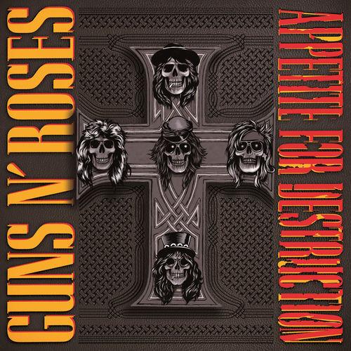 Guns N' Roses - Appetite For Destruction (Super Deluxe) (2018)