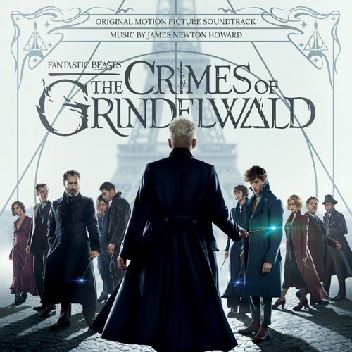 James Newton Howard - Fantastic Beasts: The Crimes of Grindelwald (OST) (2018)