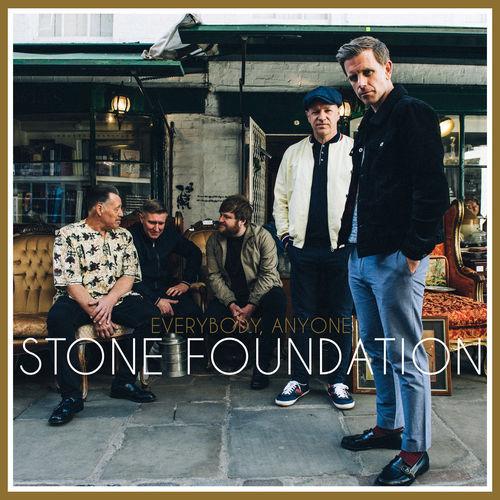 Stone Foundation - Everybody, Anyone (2018)