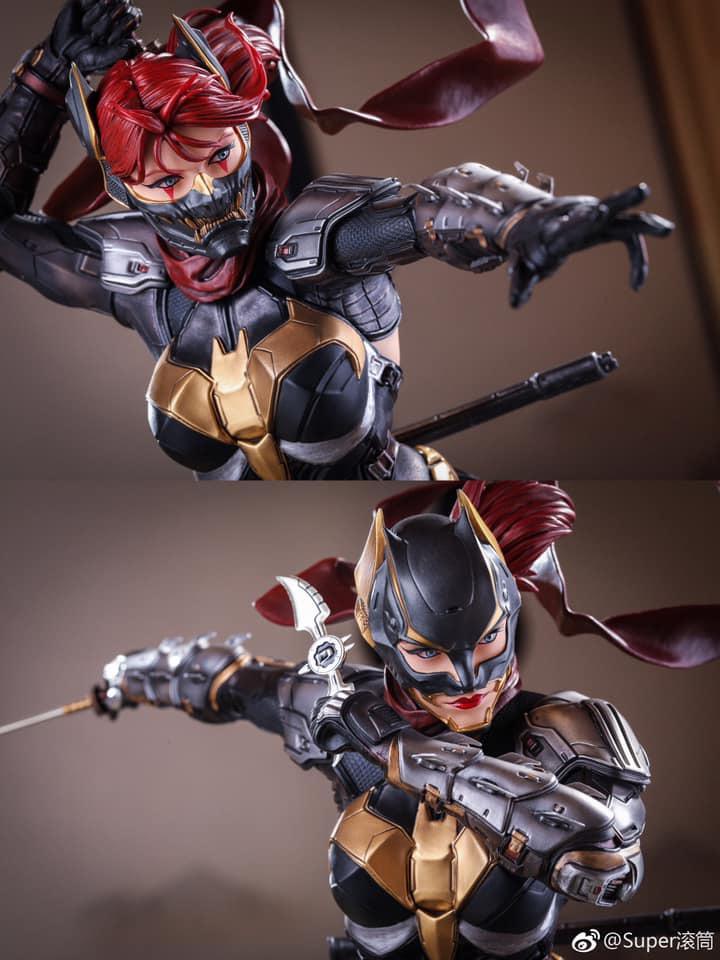 Samurai Series : Batgirl 50261763_301539723833u8jjl