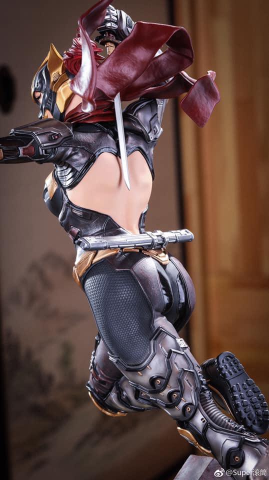 Samurai Series : Batgirl 50321170_301539700499rvjlc