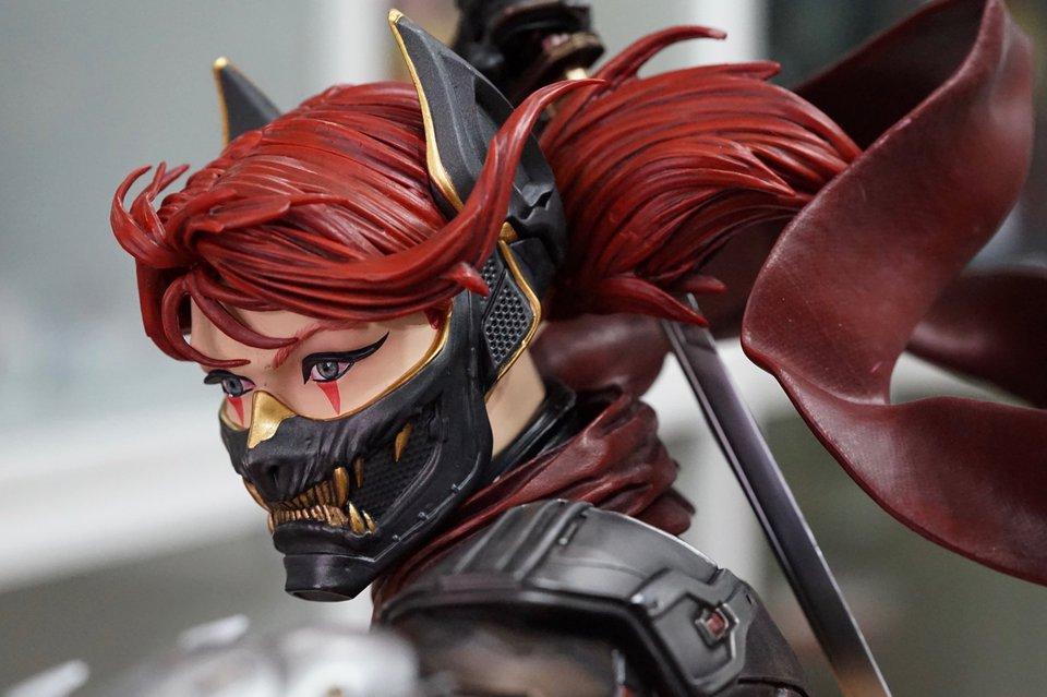 Samurai Series : Batgirl 50431427_2011018512322wkyl