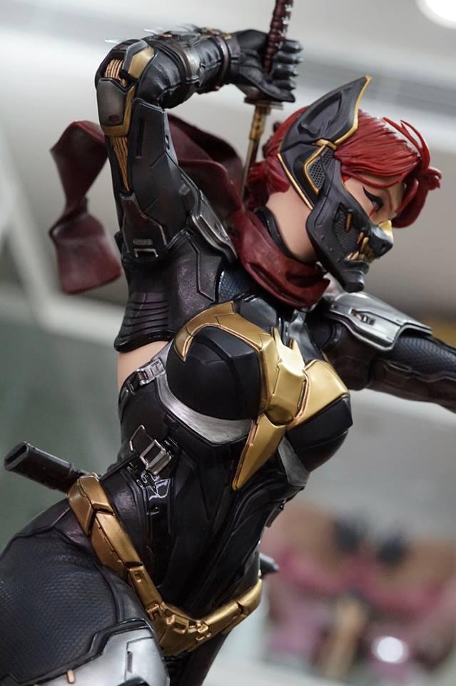 Samurai Series : Batgirl 50529071_2011018625654ykde