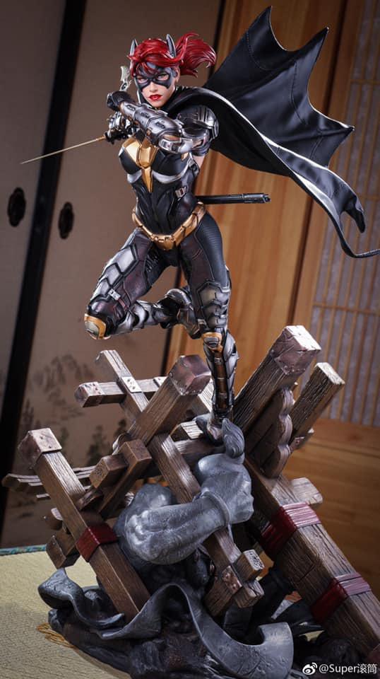 Samurai Series : Batgirl 50560802_3015395871667qkfr