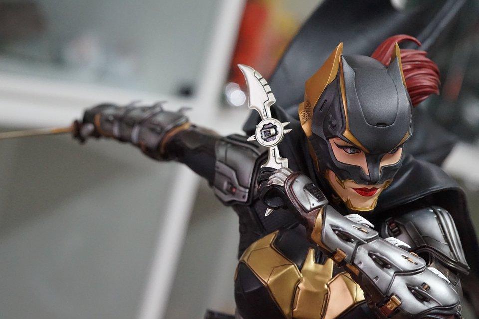 Samurai Series : Batgirl 50568709_20110182989845j7v