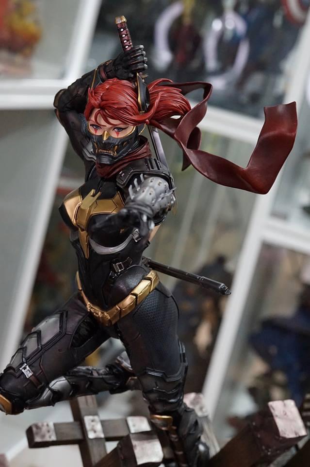 Samurai Series : Batgirl 50644891_2011018415656xk3v