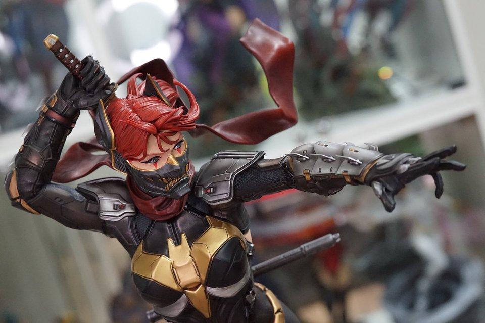 Samurai Series : Batgirl 50786163_201101852232izjcw