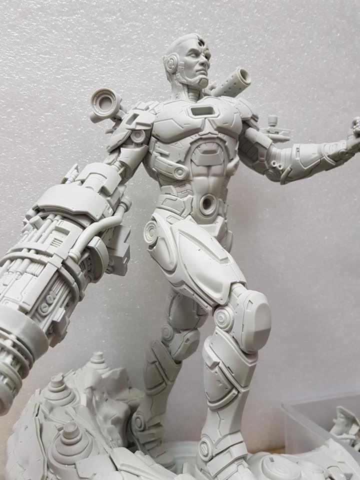 Premium Collectibles : JLA Cyborg 1/6**   50959527_2222814847930yjvs