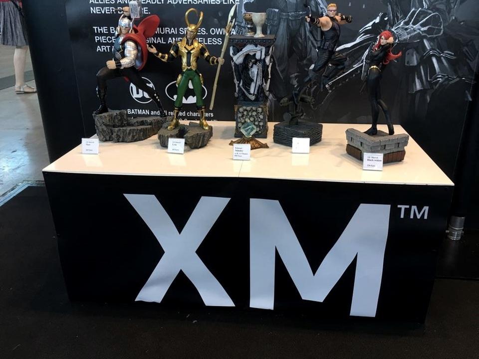 XM Studios: Comic Con Germany Stuttgart 2018  50nvskq