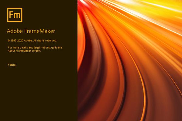 Adobe FrameMaker 2020 v16.0.2.916 (x64)