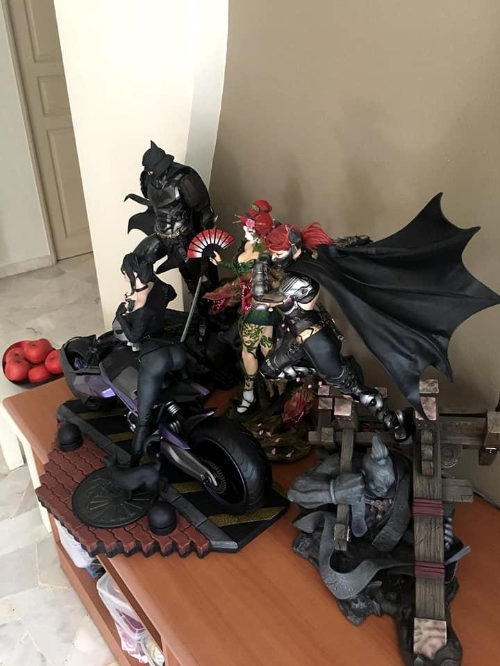 Samurai Series : Batgirl 51344474_1021635558703ekj2
