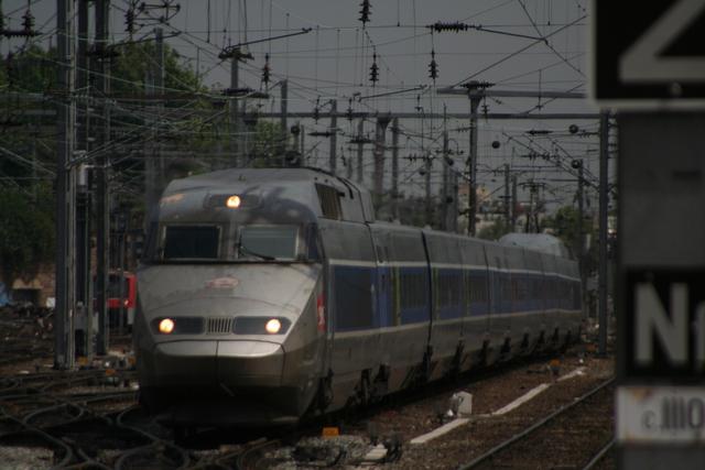 513 Einfahrt Strasbourg